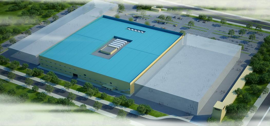 Công ty TNHH Mani Hà Nội-  Nhà máy Phú Bình